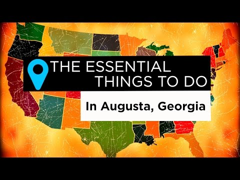 Things To Do In Augusta, Georgia