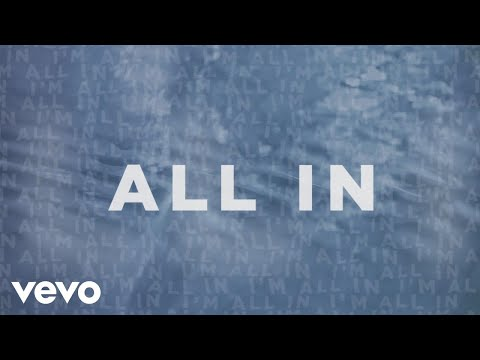 All In Lyric Video