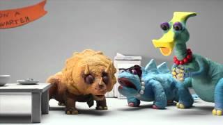 Dinosaur Office: Office Party
