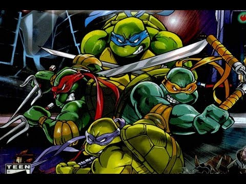 Teenage Mutant Ninja Turtles 2 : Battle Nexus Playstation 2