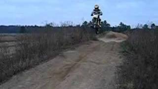 8. Suzuki DRZ-110 33+ ft Jump