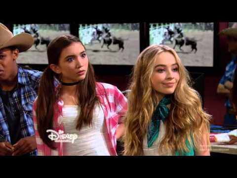 Girl Meets World 2x20: Lucas & Maya #2 (Maya: I Don't Want You Going Anywhere Near That Bull)