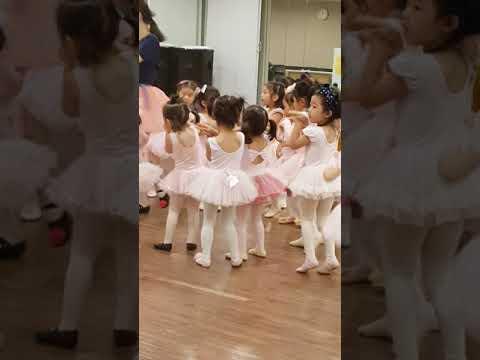 [영어발레] 신나고 재미있는 트윈클 발레 수업~★