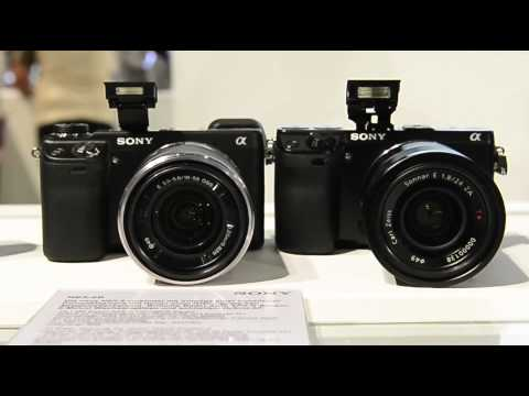 Sony NEX 6 hands on with Video Test
