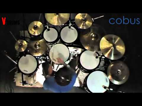 Cobus - Paramore - Careful (drum Cover) V Drums