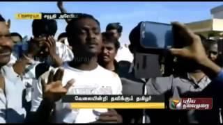 Jobless Tamil people in Saudi Arabia