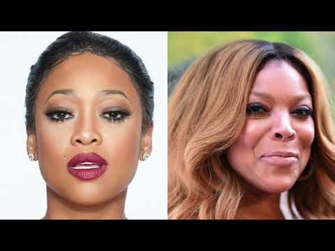 Trina & Wendy Williams Go At Each Other THROAT During A Live Interview | Throwback Hip Hop Beef