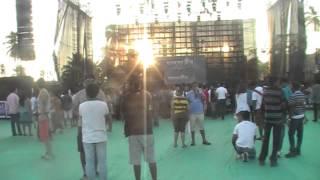 Baga India  city photos gallery : before party of david guetta baga beach goa india 2012