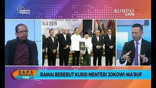 Video Dialog: Ramai-Ramai Berebut Kursi Menteri Jokowi-Ma'ruf [1] MP3, 3GP, MP4, WEBM, AVI, FLV Agustus 2019