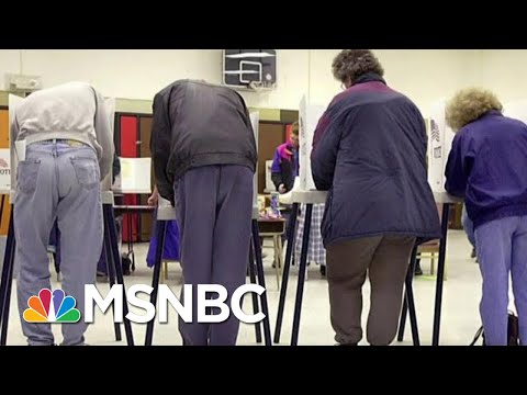 Trailing In Polls, Trump Turns To Discredited Recount Playbook   The Beat With Ari Melber   MSNBC