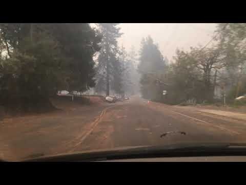 Camp Fire Video 2