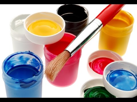 How to Mix Paint Colors to Make Purple - Color Mixing Tips