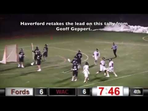 MLX: Haverford vs Washington College