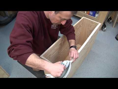 Applying Wood Veneer Edging (видео)
