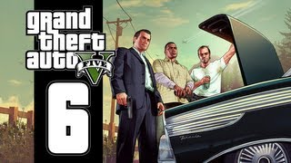Let's Play GTA V (GTA 5) - EP06 - LifeInvader