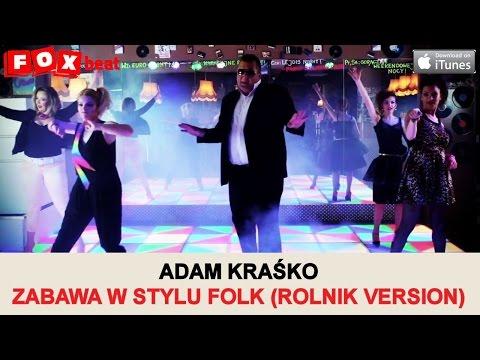 Adam Kraśko - Zabawa w stylu folk