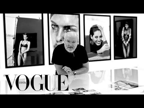 Imagenes de amor - Peter Lindbergh y Vogue España: 30 años de amor  VOGUE España