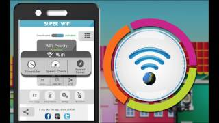 Super WiFi Manager YouTube video