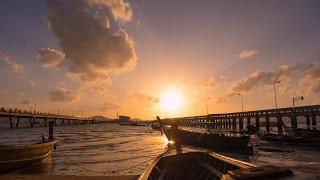 4K UHD Sunrise & Sunset Phuket New Years Eve