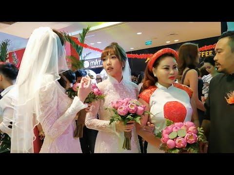 0 Dàn sao Việt lộng lẫy đi ăn cưới của Ngọc Trinh, Diệu Nhi