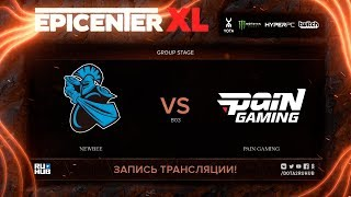 NewBee vs paiN Gaming, EPICENTER XL, game 1 [Funky, Lum1Sit]