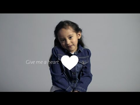 Give Me A Heart - Campaign Video