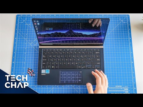 The World's Most Compact Laptop! [ASUS ZenBook 14 & 15] | The Tech Chap