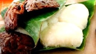 Wisata Kuliner JADAH TEMPE - Traditional Food of Kaliurang Yogyakarta Indonesia [HD]