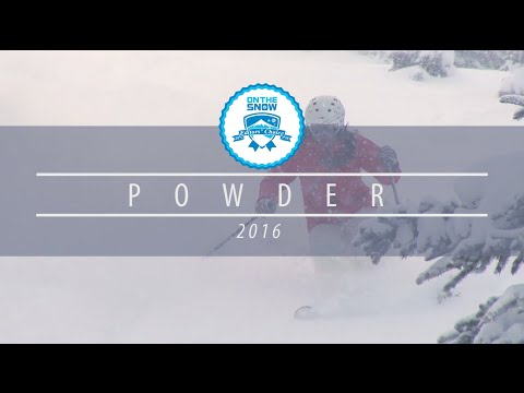 2015/2016 Editors' Choice Skis: Women's Powder