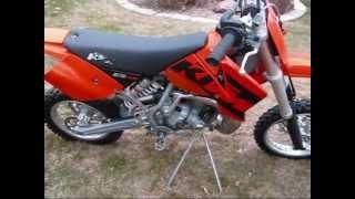 2. 2004 KTM sx65