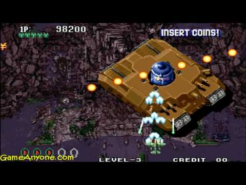 Aero Fighters 3 Neo Geo