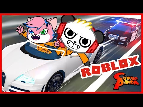 BUYING THE MOST EXPENSIVE CAR IN ROBLOX Mad City Let's Play with Combo Panda & Alpha Lexa