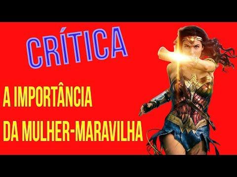 CRÍTICA II MULHER MARAVILHA