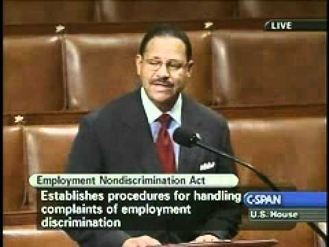 Jordan Pryce - The U.S. House of Representatives, including Reps. Deborah Pryce, Rahm Emanuel, Keith Ellison and Roy Blunt, debate the Employment Non-Discrimination Act.