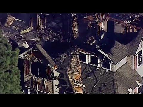 ΗΠΑ: Ελικόπτερο κατέπεσε σε κτίριο διαμερισμάτων