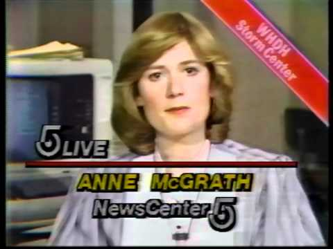 WCVB-TV Midday News - April 6, 1982