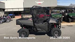 9. 2018 Honda Pioneer 700 Deluxe