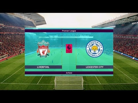 Liverpool Vs Leicester - Premier League 30 January 2019 Gameplay