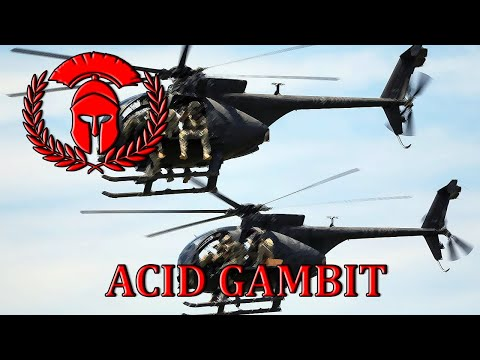 Commando - Acid Gambit [English Subtitles]