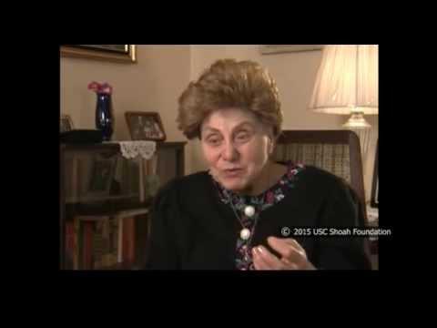ניצולת השואה, נלי בלמנר, מספרת על התנאים האכזריים בצעדת המוות