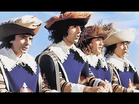 Les 4 Charlots Mousquetaires (1974) - Bande-annonce