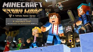 Minecraft Story Mode Season One Episode Eight: A Journeys End