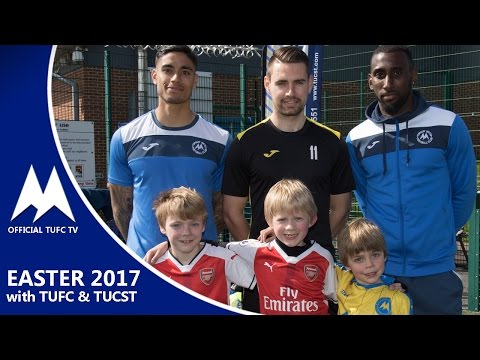 Official TUFC TV | Easter 2017 with TUFC & TUCST