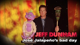 "Video ""José Jalapeño's bad day"" 
