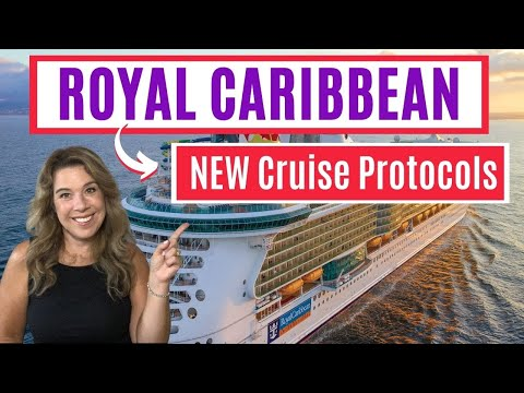 EXCITING ROYAL CARIBBEAN CRUISE NEWS UPDATE!! Huge Changes to Cruise Ships as they start up