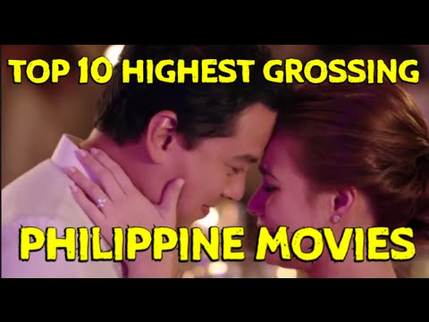 Top 10 Highest Grossing Philippine Movies of 2015
