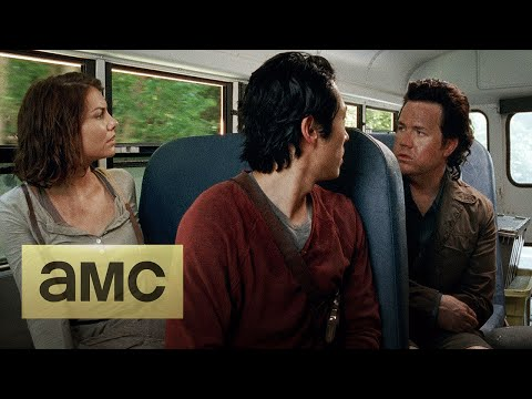 The Walking Dead 5.05 (Clip)
