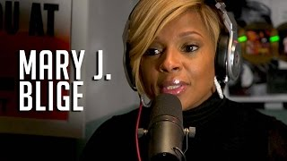 """Mary J Blige """"No female friends for her husband!"""" plus working with Sam Smith"""