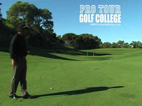 PGA Tours: How to Wedge it to Six Feet from 60 Yards Consistently