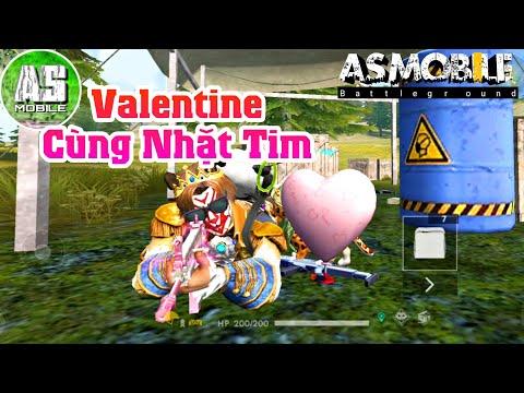 [Garena Free Fire] Valentine Cùng Ai Đó Nhặt Tim Đổi Quà | AS Mobile - Thời lượng: 19 phút.